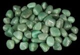 Bulk Polished Aventurine - 8oz. (~ 15pc.) - Photo 2