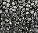 Bulk Polished Hematite (Iron Ore) - 8oz. (~ 12pc.) - Photo 2