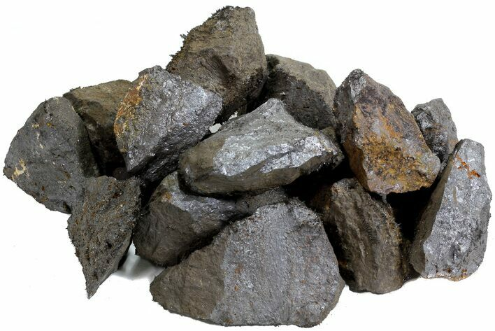 Bulk Magnetic Lodestone (Magnetite) - 5 Pieces - Photo 1