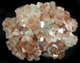 "1.8"" Aragonite Twinned Crystal Cluster - Morocco For Sale, #37322"
