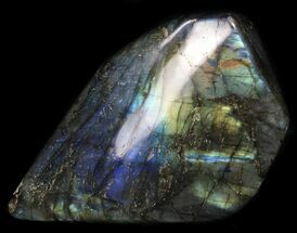 "Buy 6"" Flashy Polished Labradorite - Free-Standing - #37531"