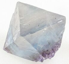 "Buy 1.84"" Blue/Purple, Cleaved Fluorite Octahedron - Illinois - #37840"