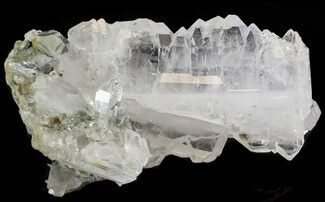 "Buy 4.1"" Faden Quartz with Chlorite - Pakistan - #38629"