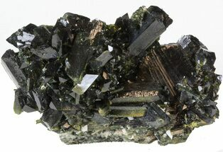 Epidote and Actinolite - Fossils For Sale - #41583