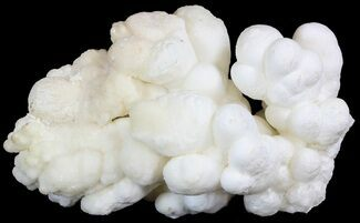 "Buy 5.5"" White Aragonite and Calcite Formation - Fluorescent - #44962"