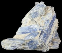 "2.7"" Tabular Kyanite Crystals with Quartz - Brazil For Sale, #44999"
