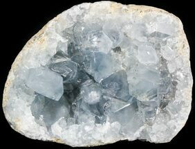 Celestite - Fossils For Sale - #45636