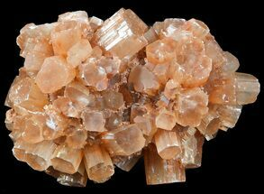 "Buy 2.1"" Aragonite Twinned Crystal Cluster - Morocco - #49297"