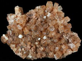 "3.3"" Aragonite Twinned Crystal Cluster - Morocco For Sale, #49244"