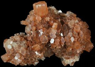 "Buy 2.7"" Aragonite Twinned Crystal Cluster - Morocco - #49252"