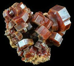 Vanadinite  - Fossils For Sale - #51303