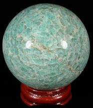 Microcline var. Amazonite - Fossils For Sale - #51606