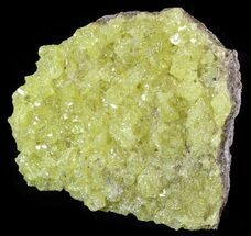 Sulfur  - Fossils For Sale - #51588