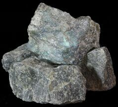 "Buy Bulk: Rough Labradorite Chunks 2"" to 3"" - 5 Pack - #53275"