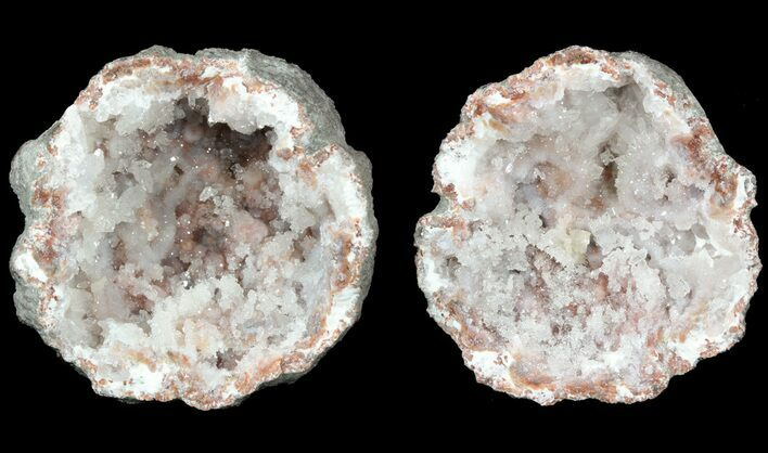 "1.7"" Keokuk ""Red Rind"" Geode - Iowa"