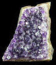 "3.1"" Deep Purple Amethyst Cluster - Uruguay For Sale, #58139"
