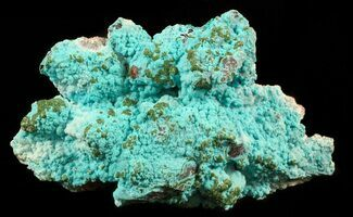 Chrysocolla & Malachite - Fossils For Sale - #58941