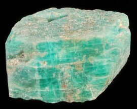 Microcline var. Amazonite - Fossils For Sale - #61377