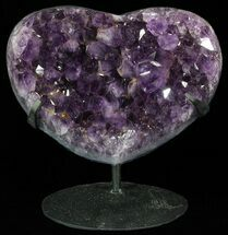 Quartz var. Amethyst - Fossils For Sale - #62838