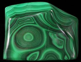 "Buy 2.9"" Polished Malachite - Congo - #63745"