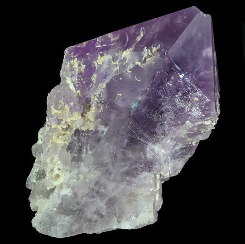 "4.9"" Amethyst Crystal Point - Madagascar"