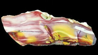 "11.1"" Polished Mookaite Jasper - Australia For Sale, #65240"