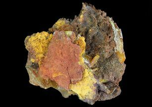 Wulfenite - Fossils For Sale - #67704