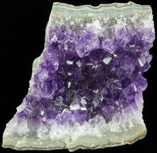"Buy 2.4"" Purple Amethyst Cluster - Uruguay - #66793"