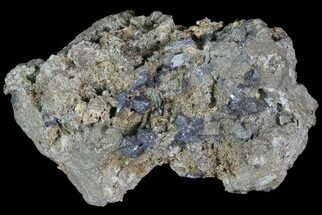 Silver (Ag) & Acanthite - Fossils For Sale - #69546