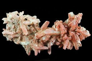 "Buy 5.4"" Natural Red Quartz Crystals - Morocco - #70759"