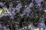 "8.3"" Amazing Azurite Cluster From Laos - Check Out Video! - #50779-4"