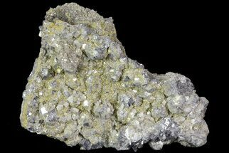Galena, Chalcopyrite & Dolomite - Fossils For Sale - #73848