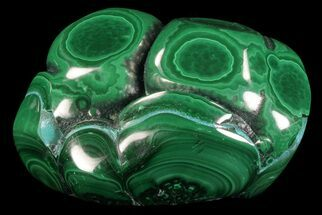"3"" Polished Malachite - Congo For Sale, #76157"