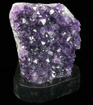 Quartz var. Amethyst - Fossils For Sale - #76695