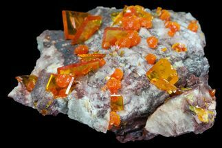 Wulfenite - Fossils For Sale - #76890
