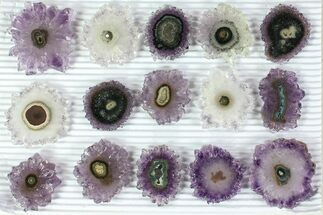 Quartz var. Amethyst - Fossils For Sale - #77706