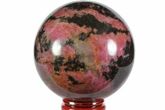 Rhodonite - Fossils For Sale - #78804