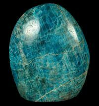 "Buy 3.3"" Blue Apatite Free Standing Sculpture - Madagascar - #78838"