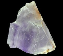 "Buy 2.1"" Lustrous Purple Cubic Fluorite Crystal - Morocco - #80305"