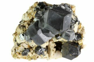 Garnet var. Andradite - Fossils For Sale - #80490