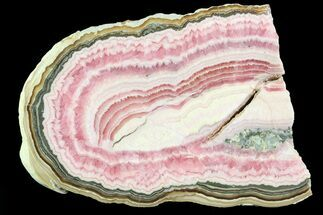 Rhodochrosite  - Fossils For Sale - #80937