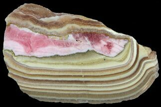 Rhodochrosite  - Fossils For Sale - #80958