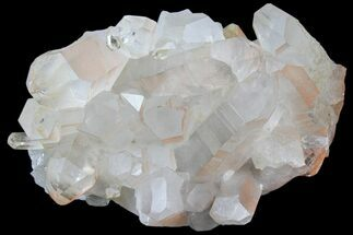"Buy 3.5"" Quartz Crystal Cluster - Brazil - #81019"