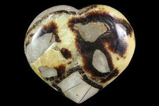 "Buy 3.5"" Polished Septarian ""Heart""  - #82051"
