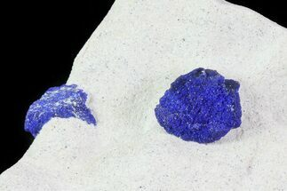 Buy Pair Of Brilliant Blue Azurite Suns - Australia - #82666