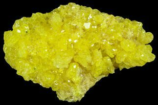 Sulfur  - Fossils For Sale - #84519
