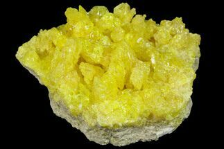 Sulfur  - Fossils For Sale - #84525