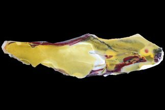 "Buy 8.2"" Polished Mookaite Jasper Slab - Australia - #86623"