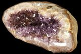 "Beautiful, 10.5"" Purple Amethyst Geode - Uruguay - #87457-1"