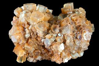 "Buy 2.85"" Aragonite Twinned Crystal Cluster - Morocco - #87787"